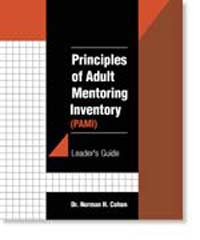 Principles of Adult Mentoring Inventory