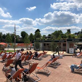 Cubeen, village partenaire Roland Garros 2021