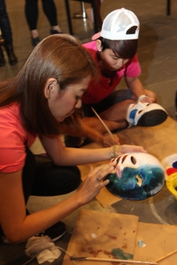 Face Mask Painting 44
