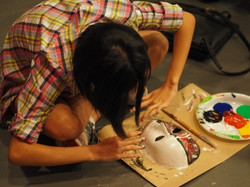 Face Mask Painting 17