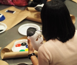 Face Mask Painting 11