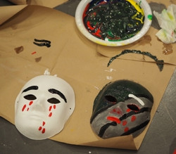 Face Mask Painting 64