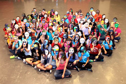 G.E.M., Fans and CABCY Volunteers