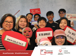 Our Volunteers @ Photo Booth
