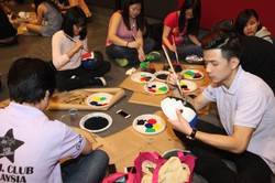 Face Mask Painting 54