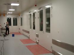 Чистые помещения под производство