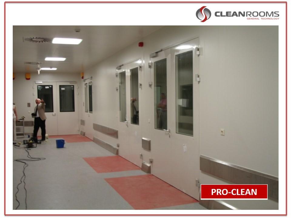 Проектирование чистого помещения