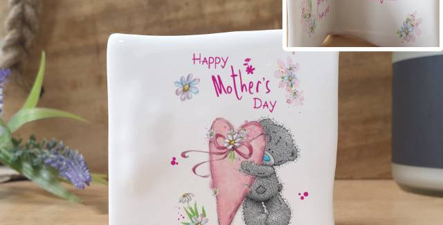 Me To You Mother's Day Message Card