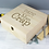 Thumbnail: Personalised Box of Man Crap Large Wooden Keepsake Box