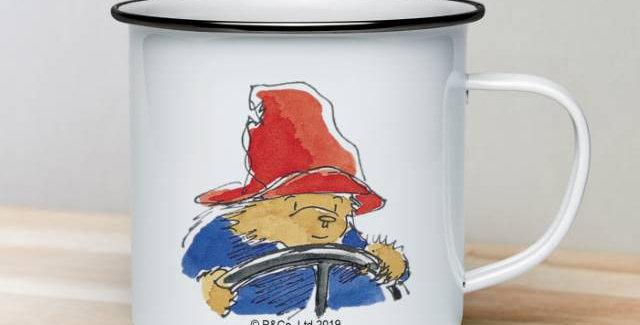 Paddington Bear Enamel Mug