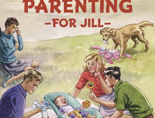 Five go Parenting: A Personalised Enid Blyton Book