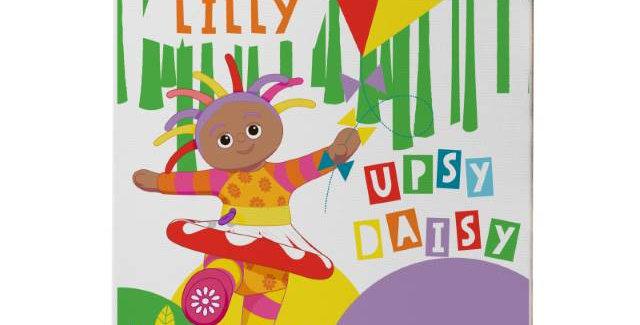 Upsy Daisy Kite Canvas