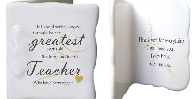Greatest Story Message Card