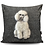 Thumbnail: Dog Design Cushion