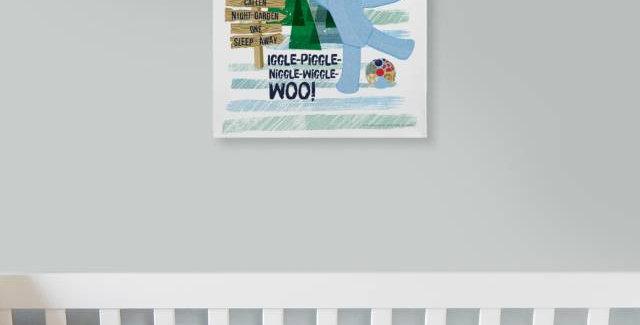Igglepiggle Canvas