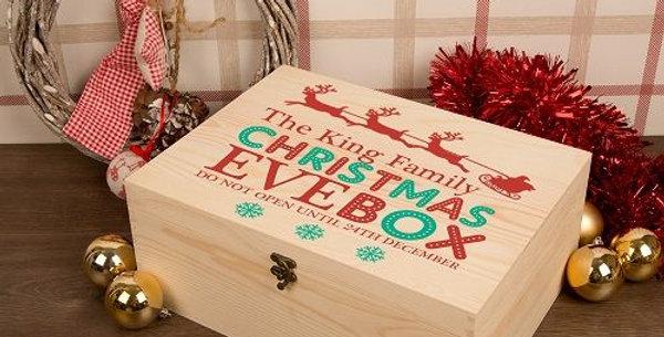 Family Xmas Eve Box