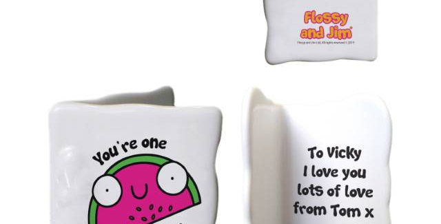 One In A Melon Message Card
