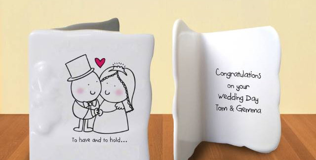 Chilli & Bubbles Have/Hol Message Card