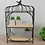 Thumbnail: Freestanding Bird Cage Design Shelving Unit