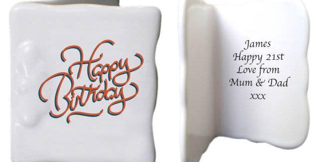 Happy Birthday Message Card