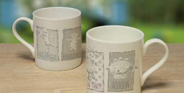 In The Night Garden Magic Garden Balmoral Mug