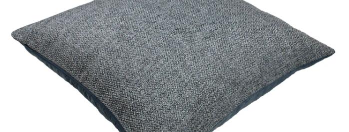 McAlister Harris Tweed Floor Cushion