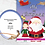 """Thumbnail: Personalised Girls """"It's Christmas"""" Story Book"""
