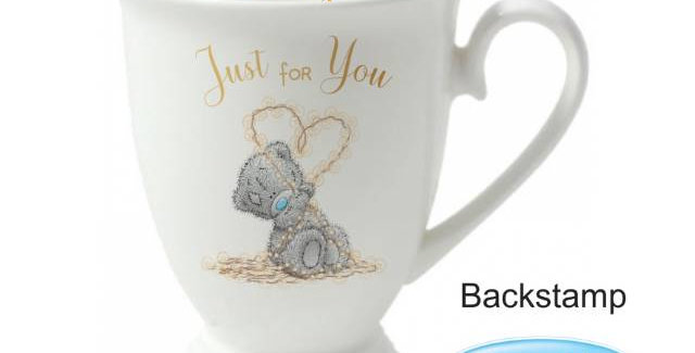 Me To You Just For You Marquee Mug