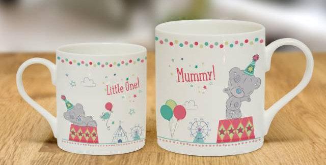 Tiny Tatty Teddy Little Circus Chunky & Balmoral Set