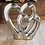 Thumbnail: double heart ornament