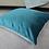 Thumbnail: McAlister Skye Tweed Floor Cushion Teal