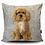 Thumbnail: Dog Design Cushion