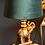 Thumbnail: gold elephant lamp