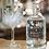 Thumbnail: personalised snowflake gin