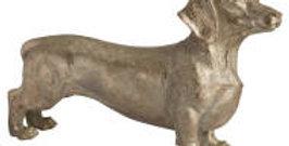 The Dachshund Metallic Ornament
