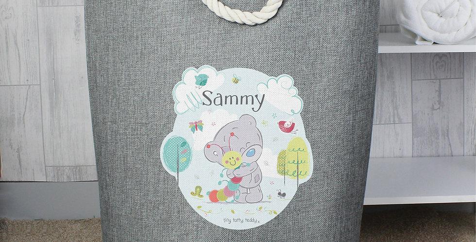 Personalised Tiny Tatty Teddy Cuddle Bug Storage Bag