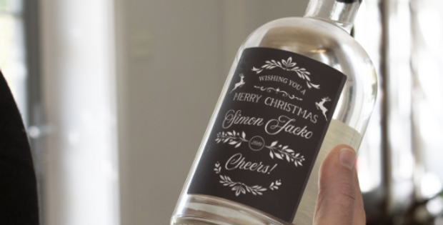 Merry Christmas Gin