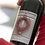 Thumbnail: personalised wreath xmas red wine