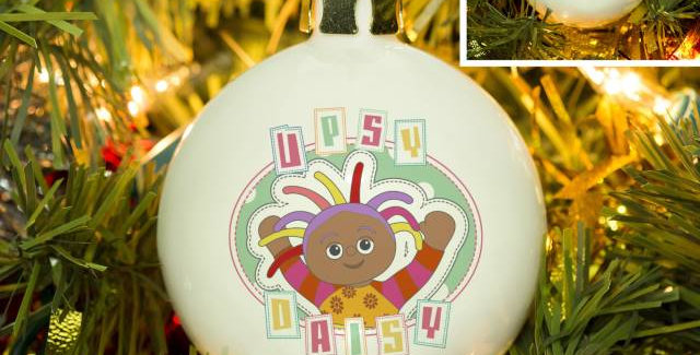 In The Night Garden Pastel Upsy Daisy Bauble