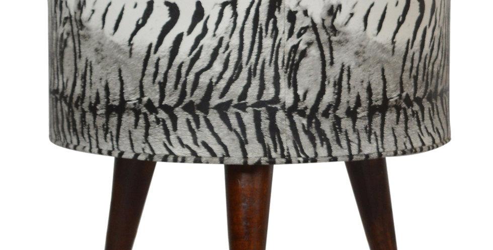 print footstool