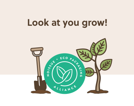 We're Part of The Eco Packaging Alliance!