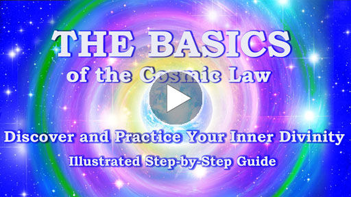 The Basics of the Cosmic Law Book Trailer