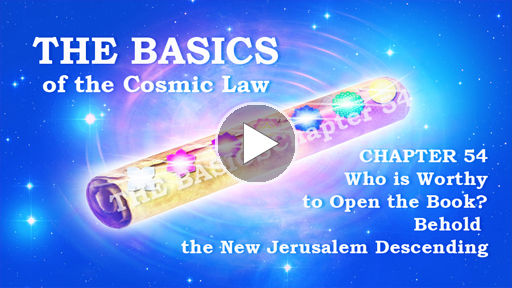 The Basics of the Cosmic Law: Revelation