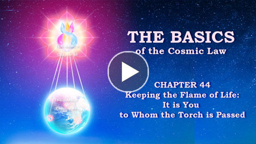 The Basics of the Cosmic Law: Sanat Kumara Story