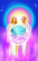 Saint Germain and Jesus