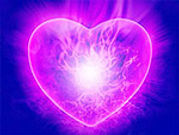 A particle of God's own flame was placed  in every man's heart by the Creator as evidence and guarantee of man's original divine nature.
