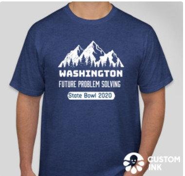2020 State Bowl T-shirt