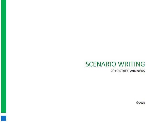 2019 Scenario Winning Stories