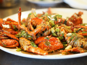When Seafood goes Asian!!