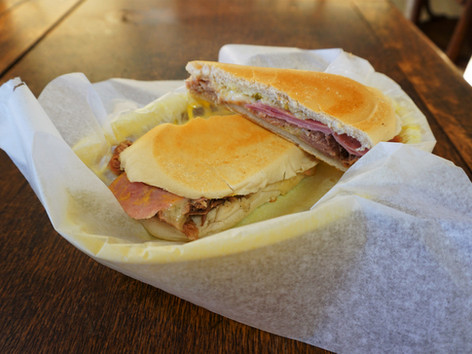 Cuban Delicacies to the Fore